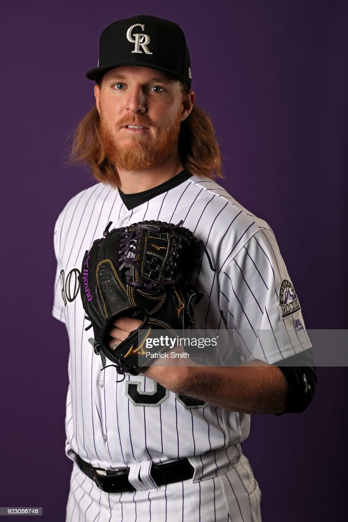 Colorado Rockies Photo Day