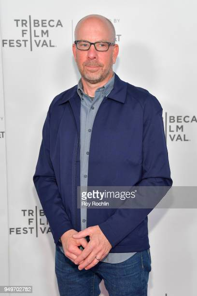 Jon Halperin attends the Shorts Program The History of White People in America during the 2018 Tribeca Film Festival at Regal Battery Park 11 on...
