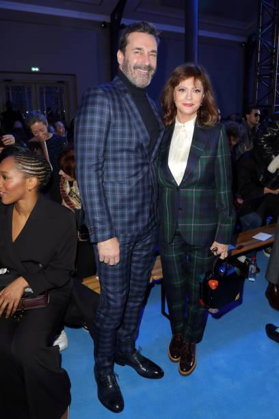 FRA: Paul Smith : Front Row - Paris Fashion Week - Menswear F/W 2020-2021