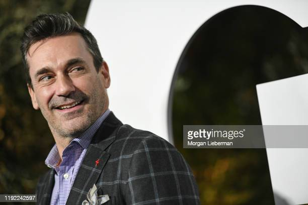 Jon Hamm arrives at the 2019 GQ Men Of The Year event at The West Hollywood Edition on December 05, 2019 in West Hollywood, California.