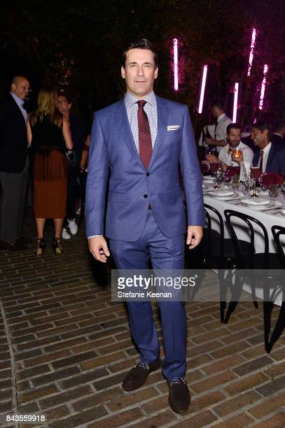 Jon Hamm attends Esquire Celebrates September Issue's 'Mavericks of Style' Presented by Hugo Boss at Chateau Marmont on September 6 2017 in Los...