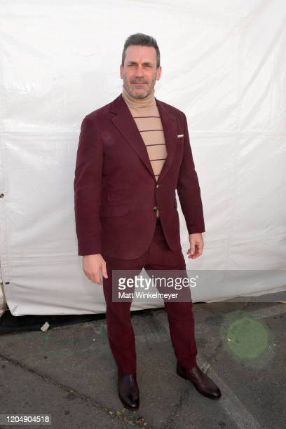 Jon Hamm attends the 2020 Film Independent Spirit Awards on February 08, 2020 in Santa Monica, California.