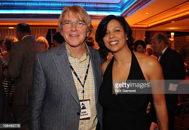 Jon Hornyak Senior Executive Director Memphis Chapter The Recording Academy and Angelia BibbsSanders VP Members Services The Recordng Academy at The...