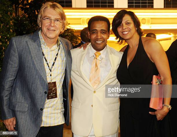 Jon Hornyak Senior Executive Director Memphis Chapter The Recording Academy Recording Artist Eddie Cotton and Angelia BibbsSanders VP Members...