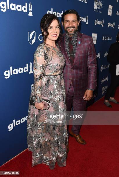 Jon Huertas attends the 29th Annual GLAAD Media Awards at The Beverly Hilton Hotel on April 12 2018 in Beverly Hills California