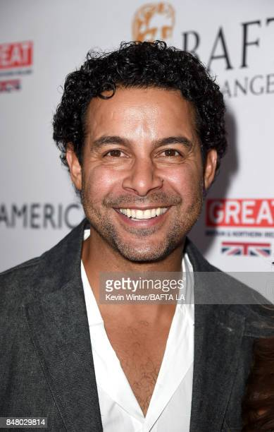 Jon Huertas attends the BBC America BAFTA Los Angeles TV Tea Party 2017 at The Beverly Hilton Hotel on September 16 2017 in Beverly Hills California
