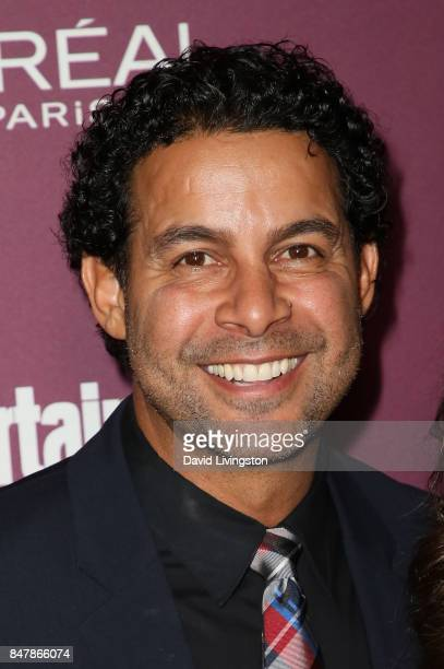 Jon Huertas attends the Entertainment Weekly's 2017 PreEmmy Party at the Sunset Tower Hotel on September 15 2017 in West Hollywood California