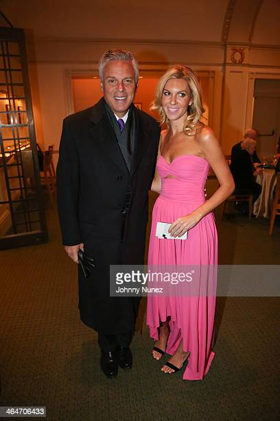 Jon Huntsman Jr. And Mary Anne Huntsman attend at Carnegie Hall on January 23, 2014 in New York City.