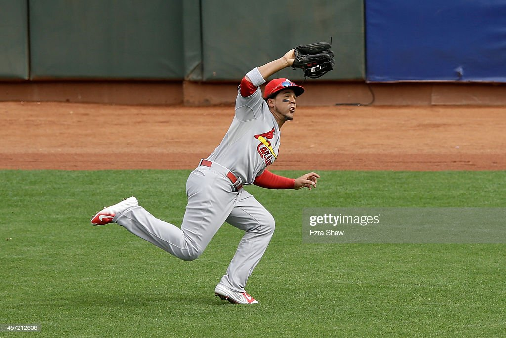 NLCS - St Louis Cardinals v San Francisco Giants - Game Three