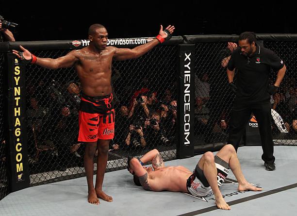 UFC 126: Jones vs Bader