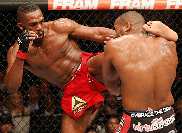 UFC 182: Jones V Cormier Wall Art