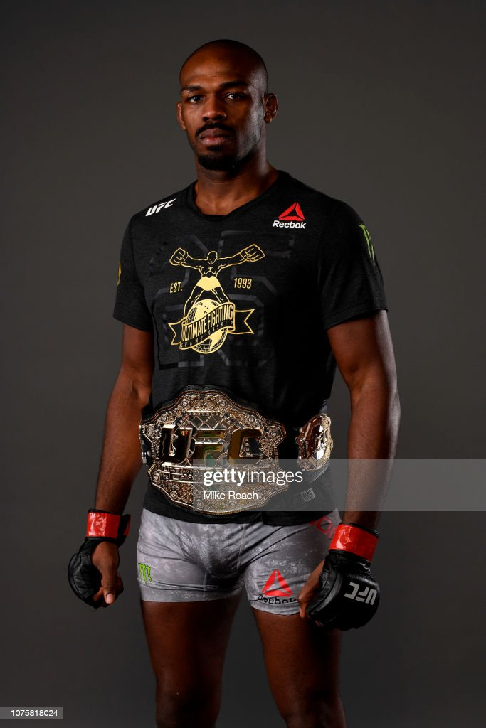 UFC 232: Jones v Gustaffson 2 : News Photo