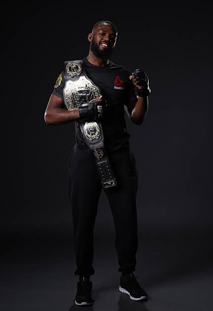 UFC 197: Jones V Saint Preux Wall Art