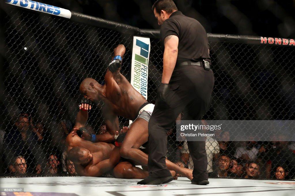 UFC 214: Cormier vs Jones 2 : Fotografía de noticias