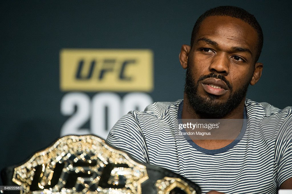 UFC 200: Press Conference : News Photo