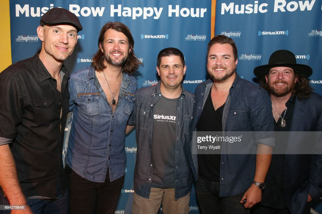 SiriusXM's The Music Row Happy Hour Live On The Highway From Margaritaville in Nashville
