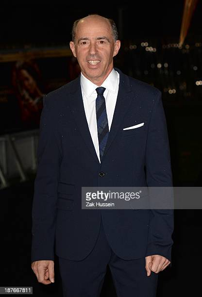 Jon Kilik attends the UK Premiere of The Hunger Games Catching Fire at Odeon Leicester Square on November 11 2013 in London England