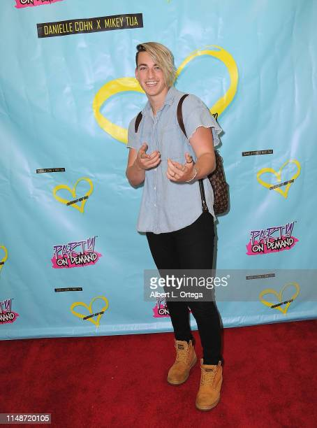 Jon Klaasen attends the Release Party For Dani Cohn And Mikey Tua's Song Somebody Like You held at The Industry Loft on June 8 2019 in Los Angeles...
