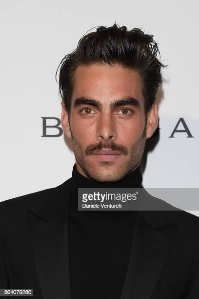 Jon Kortajarena attends a party to celebrate the Bvlgari Flagship Store Reopening on October 20 2017 in New York City