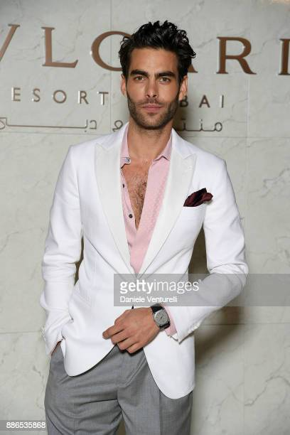 Jon Kortajarena attends Grand Opening Bulgari Dubai Resort on December 5, 2017 in Dubai, United Arab Emirates.
