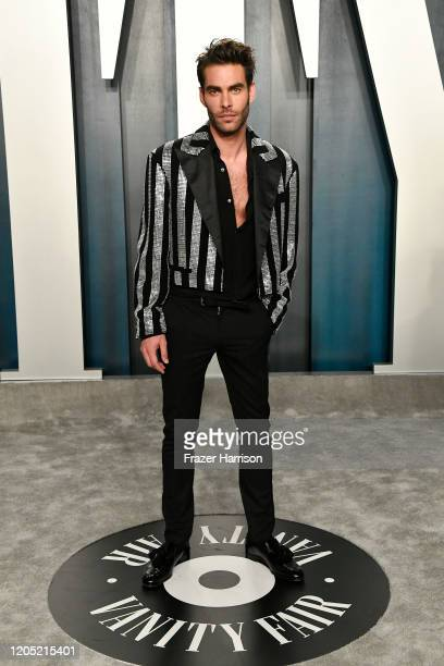 Jon Kortajarena attends the 2020 Vanity Fair Oscar Party hosted by Radhika Jones at Wallis Annenberg Center for the Performing Arts on February 09...