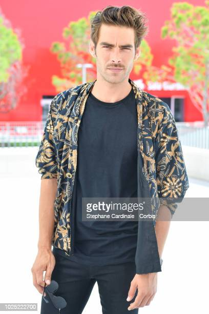 Jon Kortajarena attends 'The Aspern Papers' photocall during the 75th Venice Film Festival at Sala Casino on August 30 2018 in Venice Italy