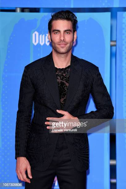 Jon Kortajarena attends the MTV EMAs 2018 on November 4 2018 in Bilbao Spain