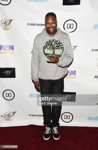 Jon Laster attends Dinner With Dani Launch Party at The Mezzanine on November 2 2018 in New York City