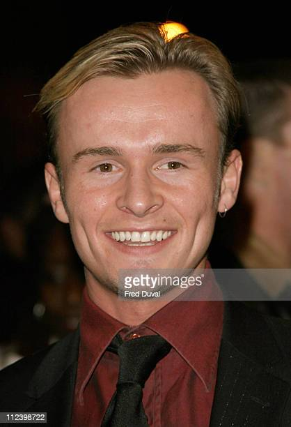 Jon Lee during 'Mary Poppins' West End Opening Night at Prince Edward's Theatre in London Great Britain