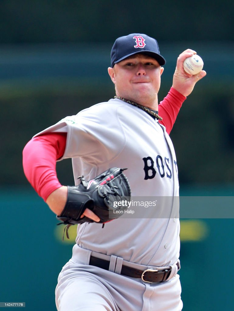 Boston Red Sox v Detroit Tigers : News Photo