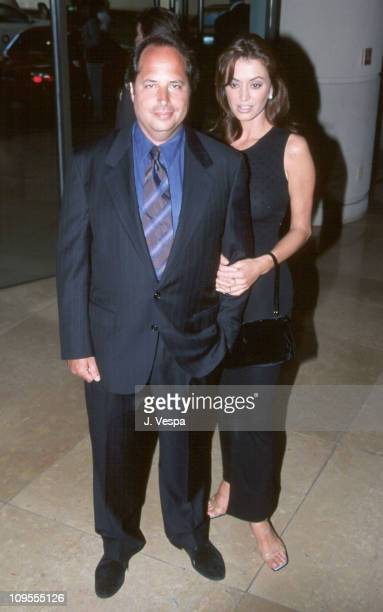 Jon Lovitz and Ava Fabian during Entertaining Liza Benefit for R.A.D.D - June 7, 1999 at Beverly Hilton Hotel in Beverly Hills, California, United...