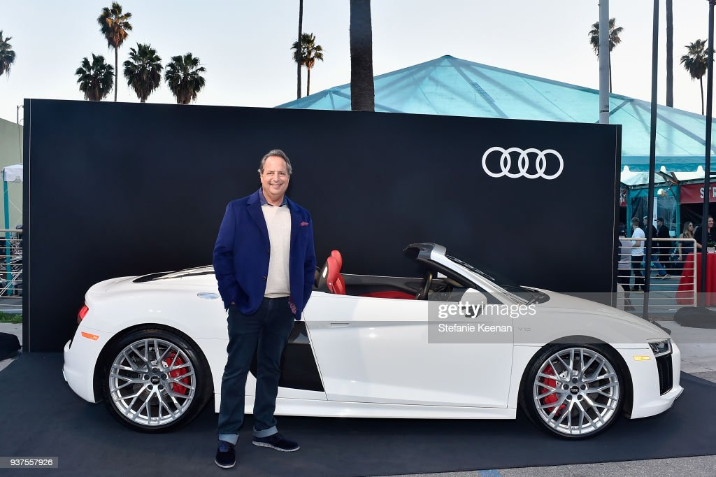 Audi Arrivals at Hilarity for Charity's Sixth Annual Los Angeles Variety Show