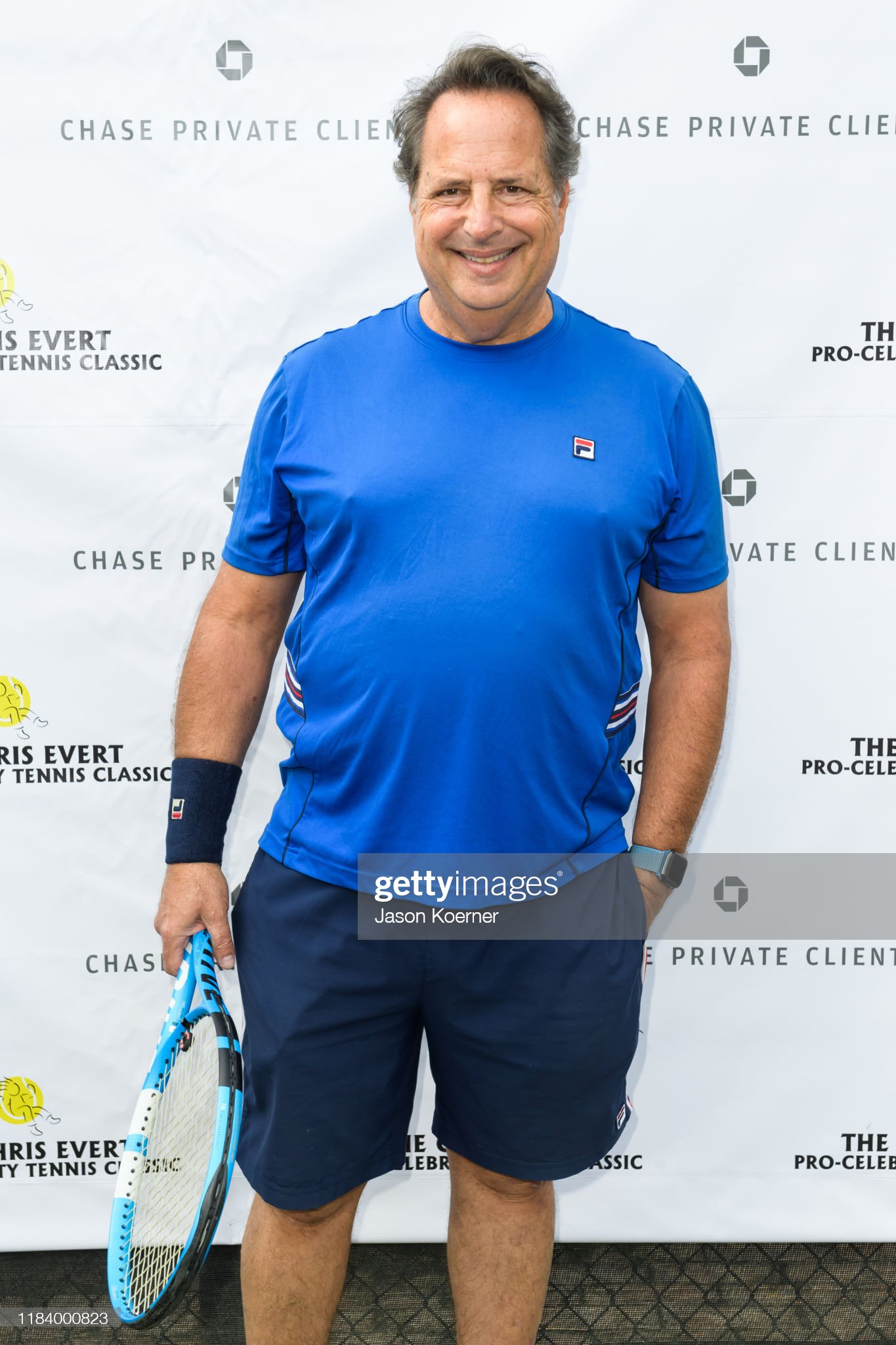 30th Annual Chris Evert Pro-Celebrity Tennis Classic : News Photo
