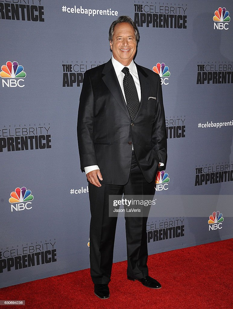 "Press Junket For NBC's ""Celebrity Apprentice"" - Arrivals"