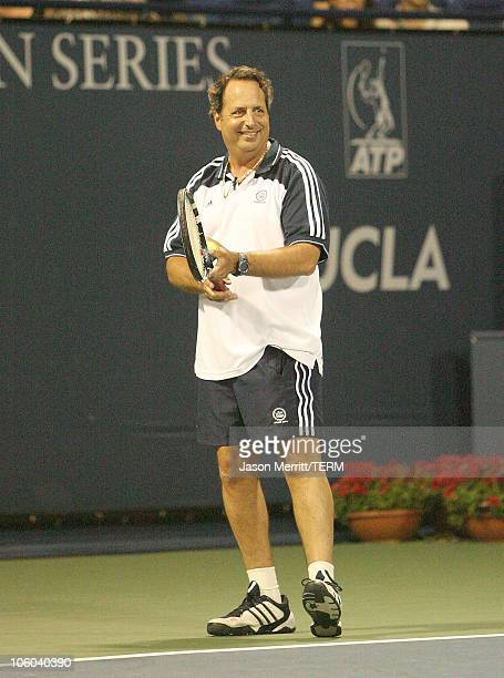 """Jon Lovitz during Gibson and Baldwin Host 2006 """"Night at the Net"""" - Game at Los Angeles Tennis Center in Westwood, California, United States."""