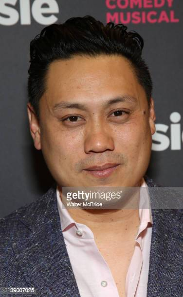 Jon M Chu attend the Broadway Opening Night of 'Tootsie' at The Marquis Theatre on April 22 2019 in New York City