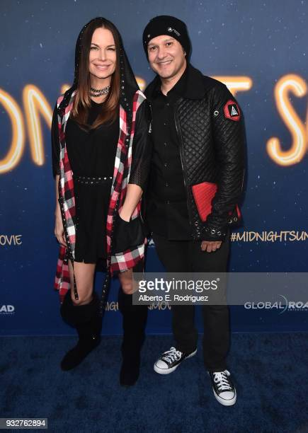 Jon Mack and Neil D'Monte attends Global Road Entertainment's world premiere of 'Midnight Sun' at ArcLight Hollywood on March 15 2018 in Hollywood...