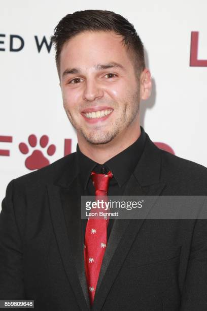 Jon mancinetti attends the Premiere Of Mancinetti's Loss And Found at The Downtown Independent on October 9 2017 in Los Angeles California