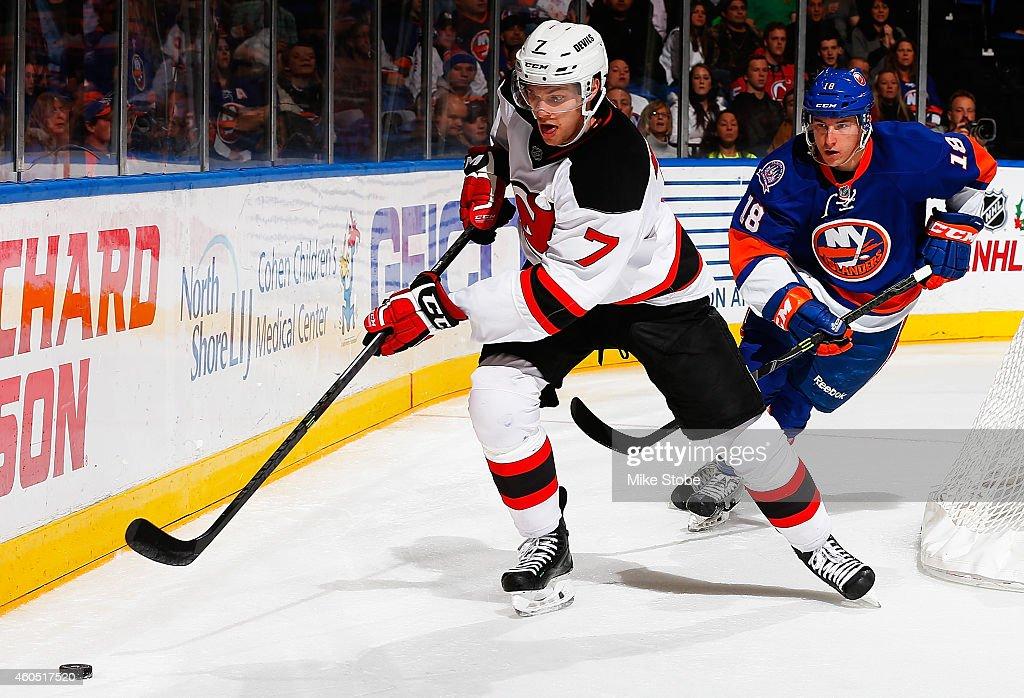 New Jersey Devils v New York Islanders : ニュース写真