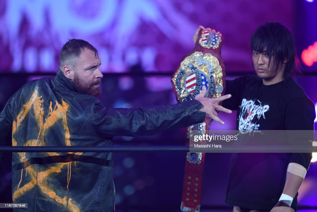 New Japan Pro-Wrestling G1 Climax 29 : News Photo