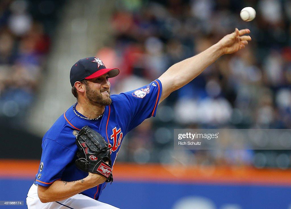 Texas Rangers v New York Mets : News Photo