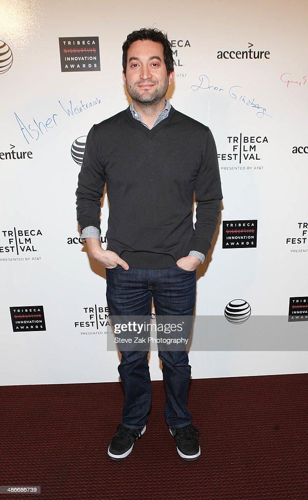 2014 Tribeca Film Festival - The Disruptive Innovation Awards