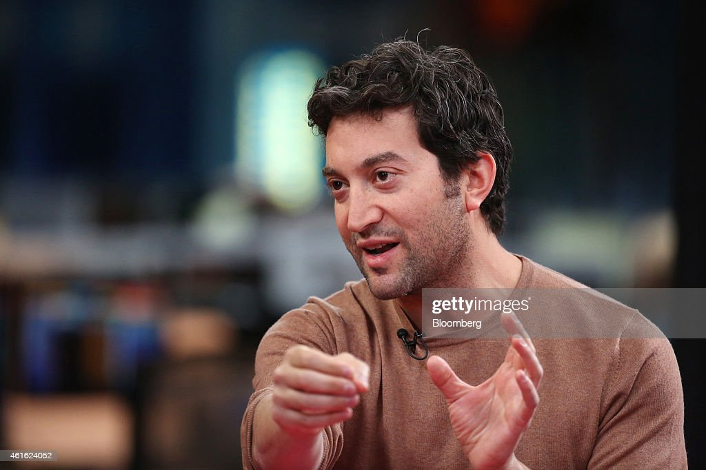 Shutterstock Inc Chief Executive Officer Jon Oringer : News Photo