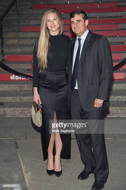 Jon Patricof attends the Tribeca Film Festival's Vanity Fair Party at State Supreme Courthouse on April 14 2015 in New York City
