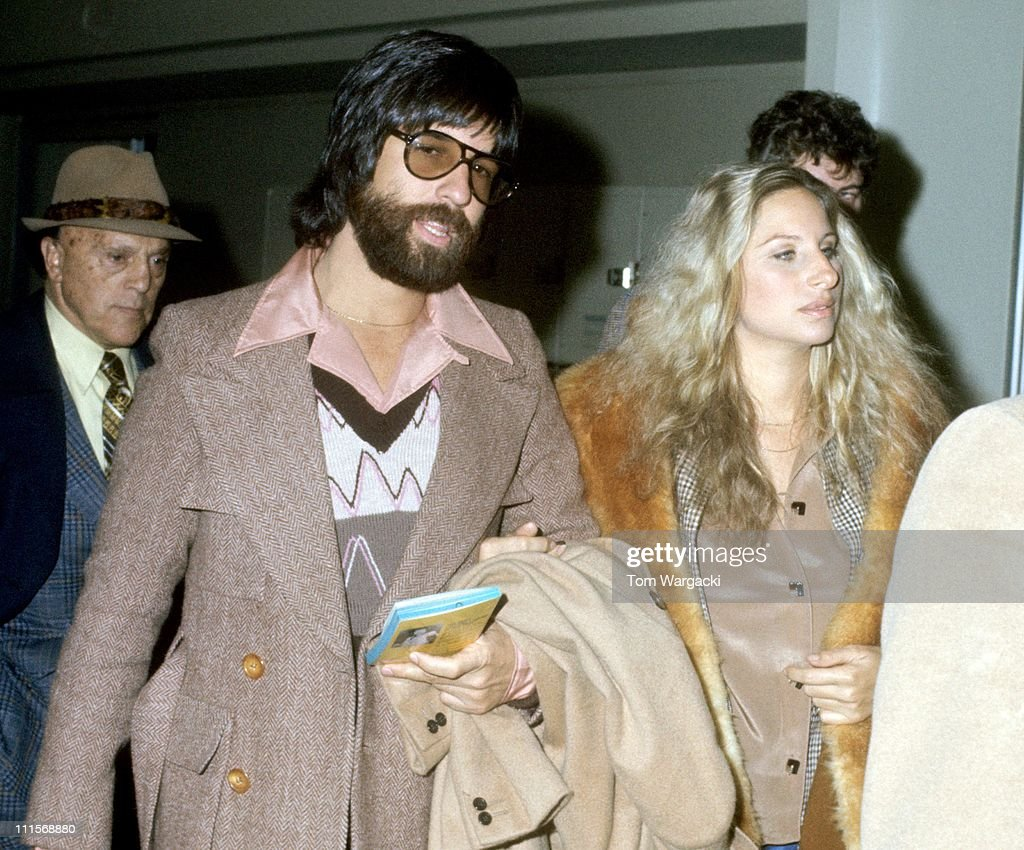 Barbra Streisand Sighting in New York City - October 1, 1975