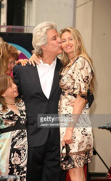 Jon Peters and family during Jon Peters Honored with a Star on the Hollywood Walk of Fame May 1 2007 at 6925 Hollywood Blvd in front of Grauman's...