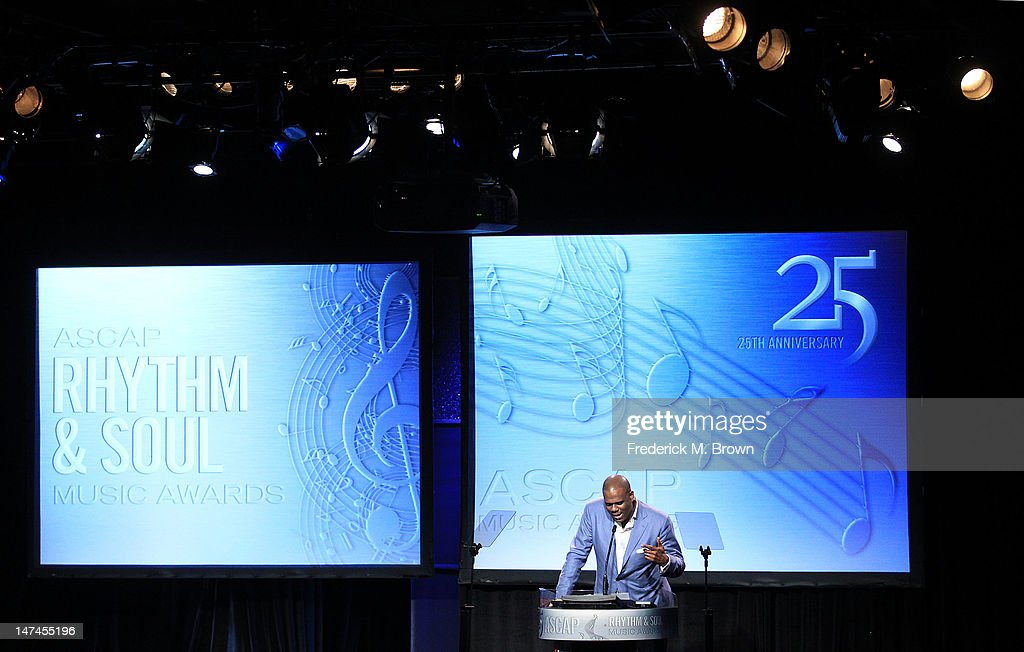 ASCAP Rhythm & Soul Music Awards - Show