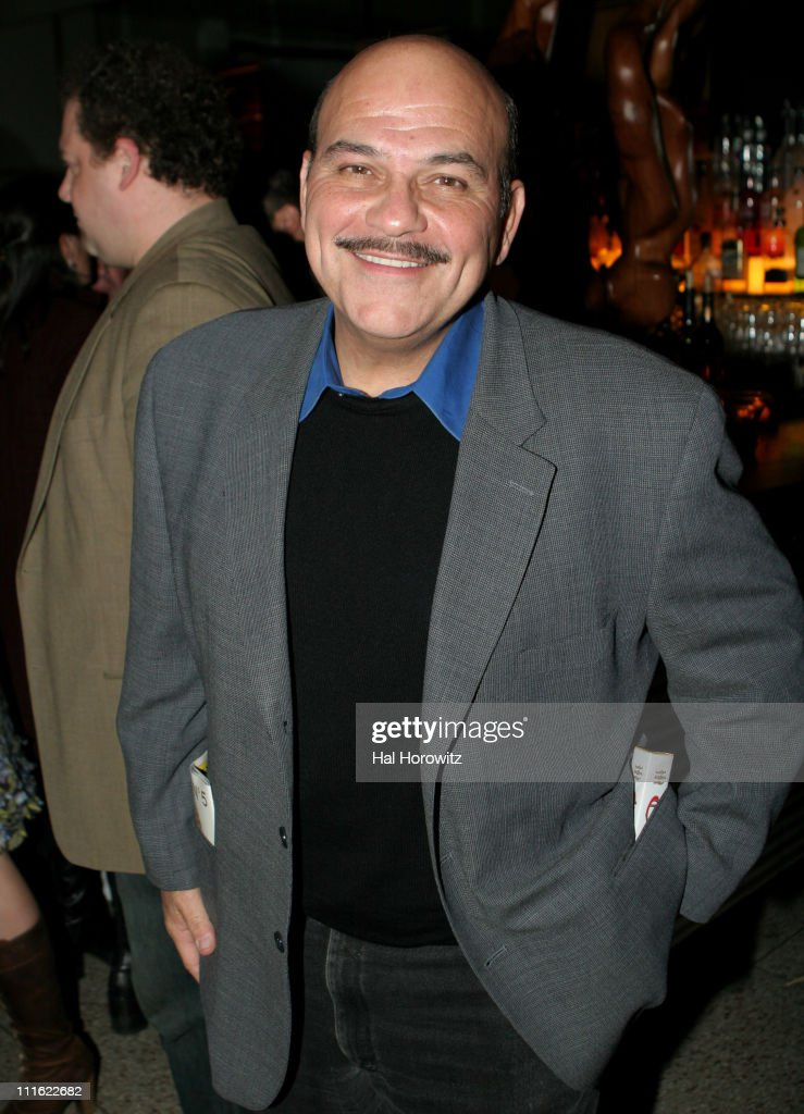 Jon Polito during 'The Voyage Of The Carcass' - Opening Night Party at Mannahattah in New York City, New York, United States.