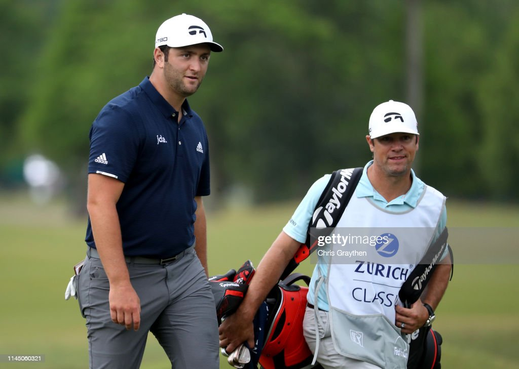 Zurich Classic Of New Orleans - Round One : News Photo