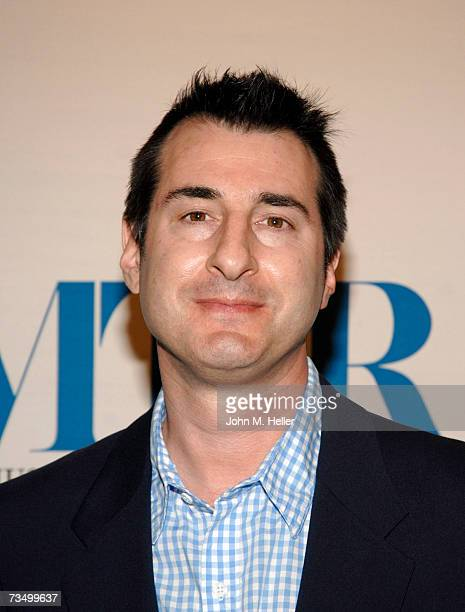 Jon Robin Baitz Creator Executive Producer of Brothers and Sisters attends the TwentyFourth Annual William S Paley Television Festival Brothers and...